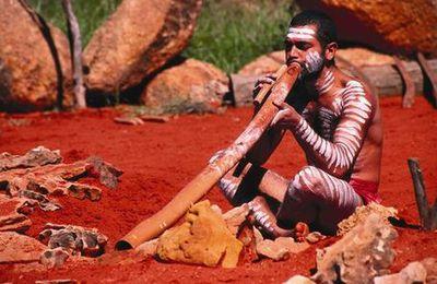 Oeuvre de la semaine : L'art aborigène