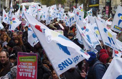 Tous en grève le 5 décembre !