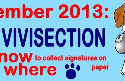 STOP vivisection et ...