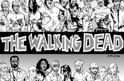 The Walking Dead: d'un comic culte à une série mitigée