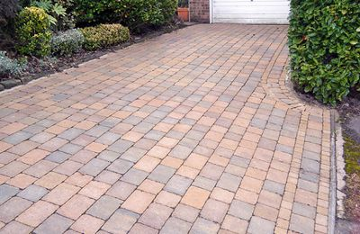 Top Tips for Cleaning Block Paving