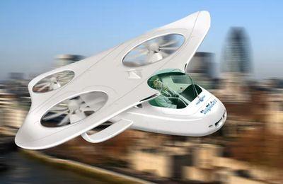 Le développement de véhicules volants individuels