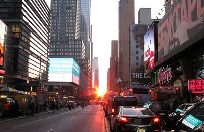 What is Manhattanhenge and when does it happen?...