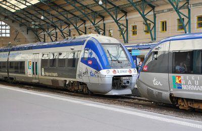 Vive la concurrence libre et non faussée ! Vive la privatisation ! Un train de fret n'appartenant pas à la SNCF tombe en panne dans un tunnel : 5 trains annulés, 8 retardés ..
