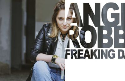 Angie Robba dévoile son Freaking Day en clip.