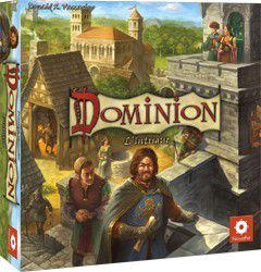 Les extensions de Dominion et de Race For The Galaxy