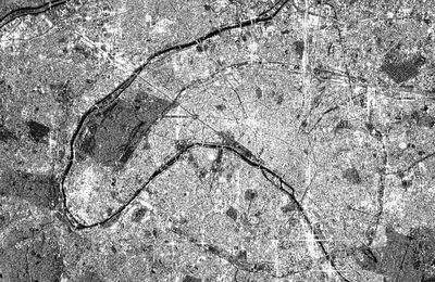 Les inondations en France : des images du satellite radar Sentinel-1A