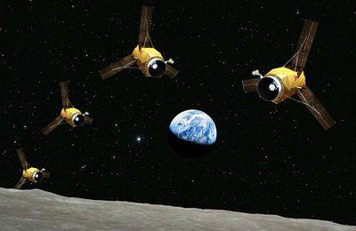 Observation de la Terre : Airbus Defence and Space annonce une constellation de satellites à très haute résolution