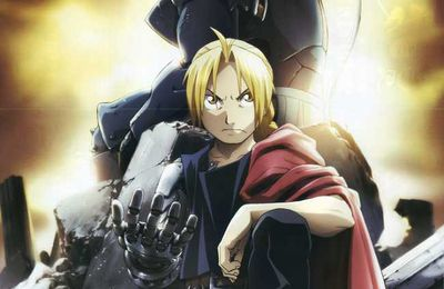 Full Metal Alchemist Brotherhood | Episode 01 à 56 // 57 à venir !