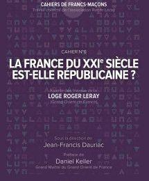 La France du XXIe siècle est-elle républicaine ? de Jean-Francis Dauriac - Uppr Editions