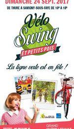 Vélo swing et petits pois - Dimanche 24 septembre