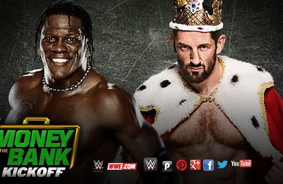 [ PPV WWE ] Money in The Bank 2015 Pre-Show (résultats)