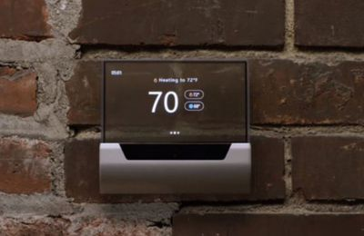 Glas : le thermostat de Microsoft et Johnson Controls