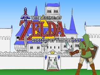The legend of Zelda : Return of the Hylian