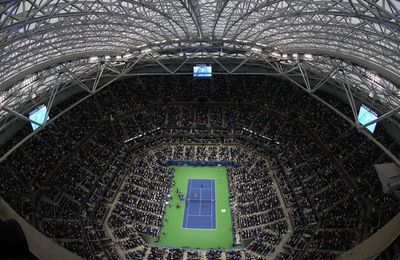 Photos - US Open - Photos du match vs Rublev (2)