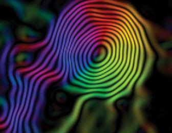 Tourbillon magnétique par holographie grâce à un microscope électronique