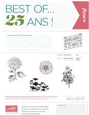 Tampons Best of 25 ans
