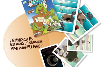 [Publication] Mini Wakfu Mag - Ankama Editions