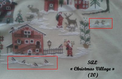 "SAL ""Christmas Village"" (20)"