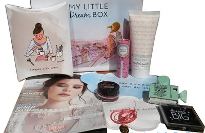 My little dream box [avril]