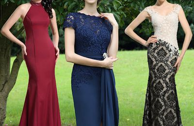 Wanna Look Perfect in the Evening Prom Dress?