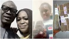 Gictz News :  Nigerian woman allegedly causes husband death, he was killed by armed robbers after she flaunted cash online . Gictz News.