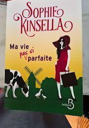 coin lecture: MA vie (pas) si parfaite de Sophie Kinsella