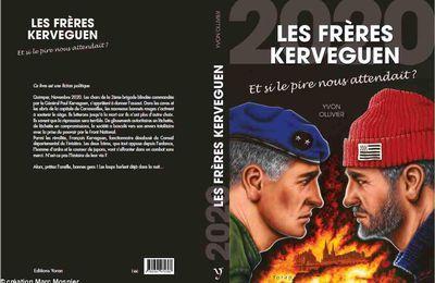 Il est sorti le roman de politique fiction qui dénonce la montée du Front national et le risque de guerre civile