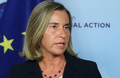 Federica Mogherini: «Il faut créer un Etat stable en Libye»