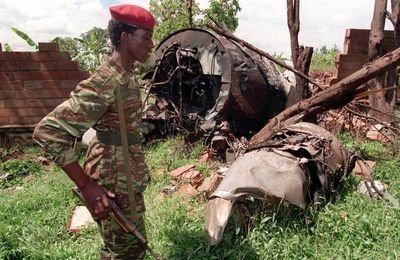 Seized weapon sheds light on mystery of Rwandan genocide