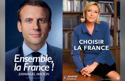 Présidentielle / Vote chrétien : Le Pen, Macron ou blanc ? David Houstin