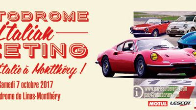 Autodrome Italian Meeting 7 octoibre 2017