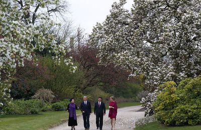 Pour une ouverture (partielle) au public du domaine royal de Laeken