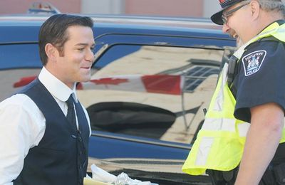 Murdoch Mysteries en tournage à Port Hope