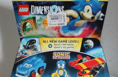 71244 - Sonic / Level Pack - Sonic the Hedgehog