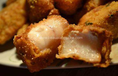 Poissons Frits Marinés