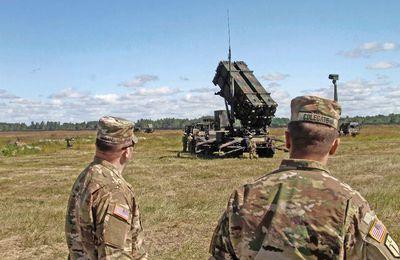 Les Baltes s'alarment des exercices militaires russes