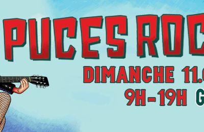 PUCES ROCK !!!!