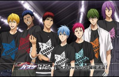 Kuroko no Basket Last Game vostfr (part 2)
