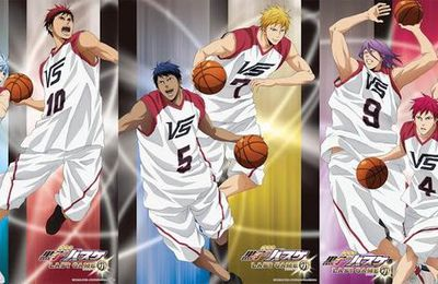 Kuroko no Basket Last Game vostfr (part 1)