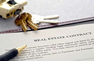 Real estate lawyer questions from Gabriel Krikunetc