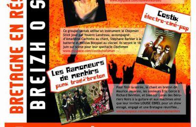 Affiches d'un événement, quelque part en Bretagne, page n° 6