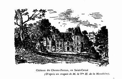 Les manoirs bretons des Côtes du Nord par le vicomte Frotier de la Messelière, page n° 10