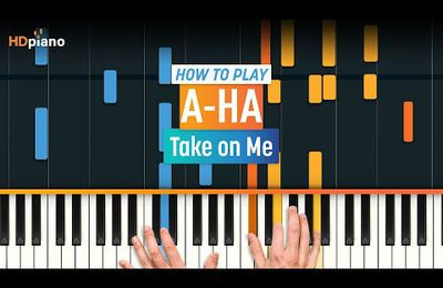 "How To Play ""Take On Me"" by A-ha 