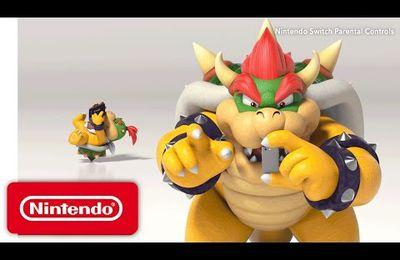 La Nintendo Switch, le cauchemar des enfants