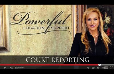 Are You Interested In A Job In Court Reporting?