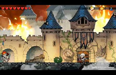 Wonder Boy: The Dragon's Trap prévu aussi sur Switch !