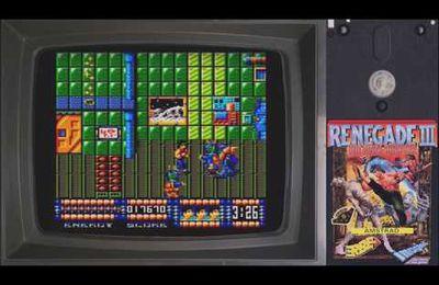 Les jeux vidéo ratés #2: La suite de trop avec Renegade 3 sur Amstrad CPC 👾