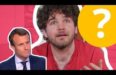 Macron, le moindre mal ? Regardez la vidéo et vous changerez d'avis !