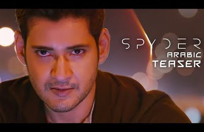 SPYDER  TEASER EN VERSION ARABE